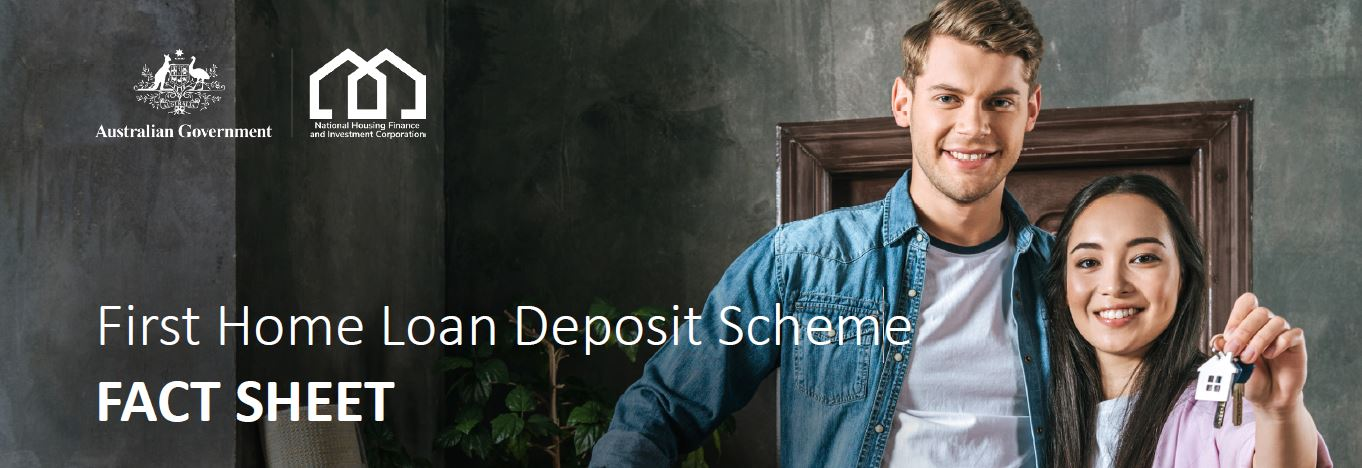 First Home Loan Deposit Scheme